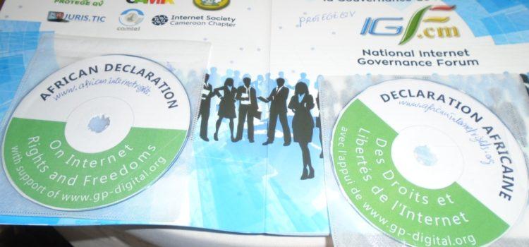 IGF national au Cameroun: Entretien sur le déroulement des activités