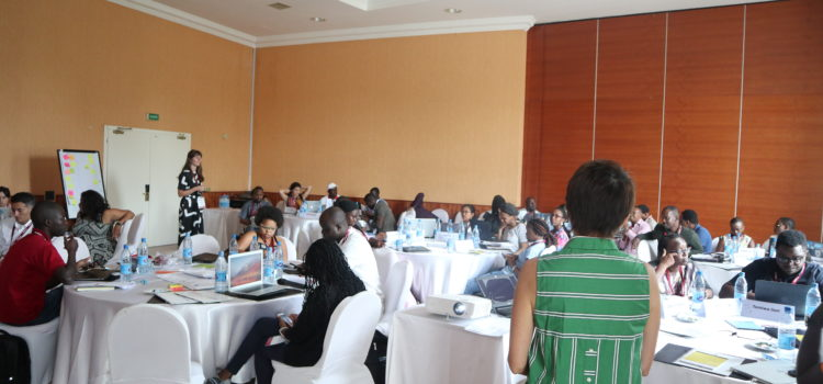 What happened at the seventh African School on Internet Governance in N'Djamena, Chad?