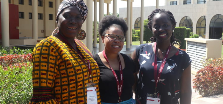 Three women shaping the future of the internet in Africa